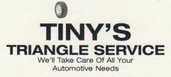 Tiny's Triangle Service