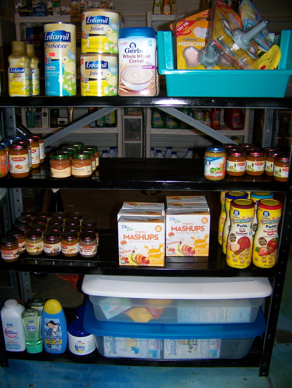 Food Pantry supplies
