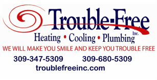 Trouble-Free Heating, Cooling, and Plumbing